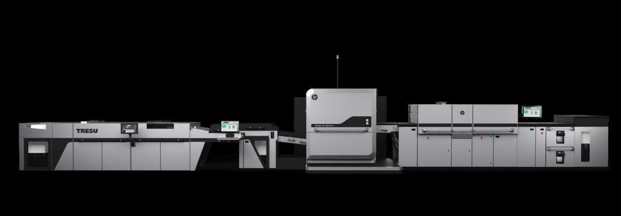 HP Indigo 35K Digital Press image