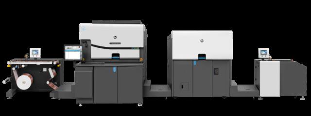 HP Indigo WS6800p Digital Press image