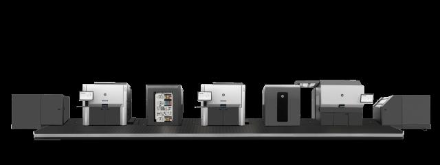 HP Indigo 50000 Digital Press image