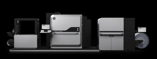 HP Indigo 25K Digital Press image