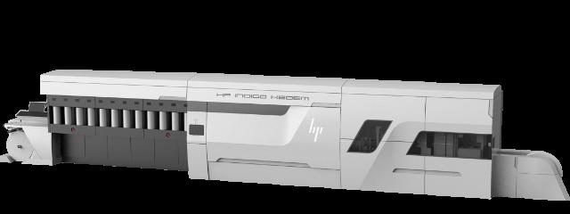 HP Indigo V12 Digital Press image